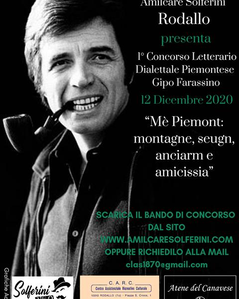 «Mè Piemont: montagne, seugn, anciarm e amicissia»