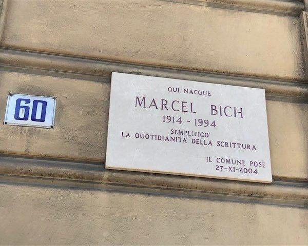 Bich, una storia che lascia il segno