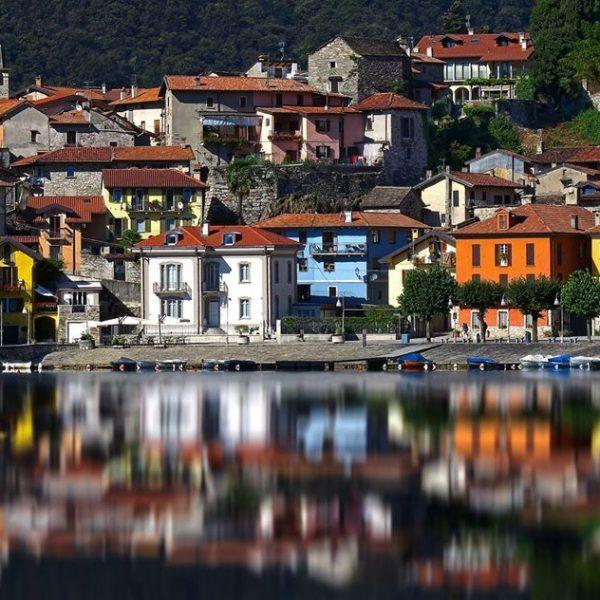 Piemonte in video: Mergozzo e il suo lago