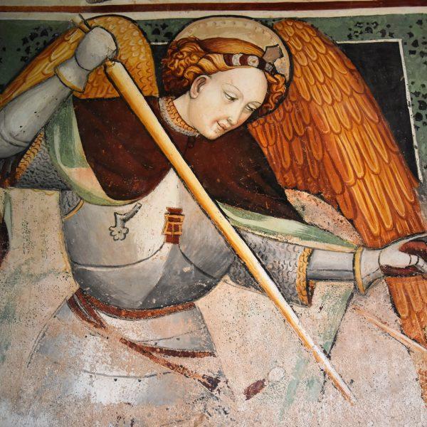 Nelle terre dei Savoia-Acaia: gli affreschi di Aimone Duce nella cappella di Missione a Villafranca Piemonte