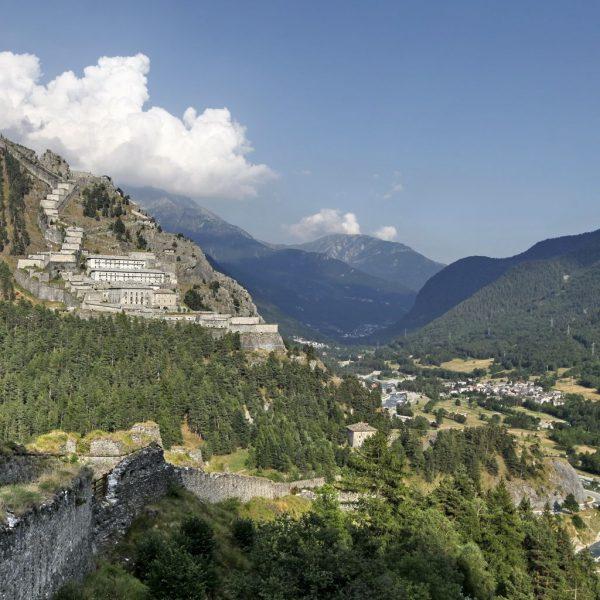 Piemonte in video: Fenestrelle, la grande muraglia piemontese