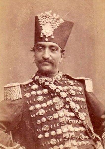 Torino, luglio 1873: la visita dello Scià di Persia - I parte