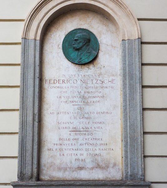 Il filosofo Nietzsche e l'amata Torino