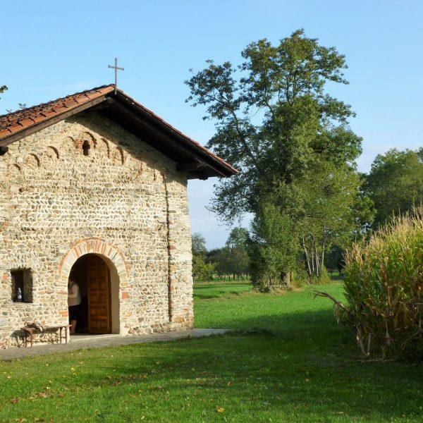Grosso Canavese, la chiesa romanica di San Ferreolo e suoi affreschi tra influenze cluniacensi e ottoniane