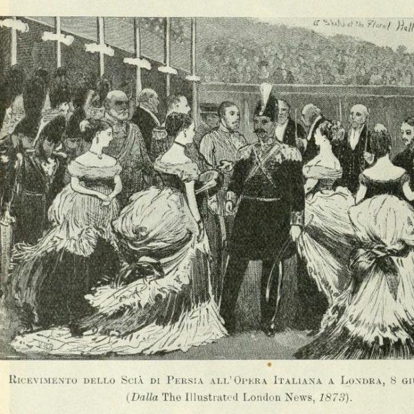 Torino, luglio 1873: la visita dello Scià di Persia - III parte