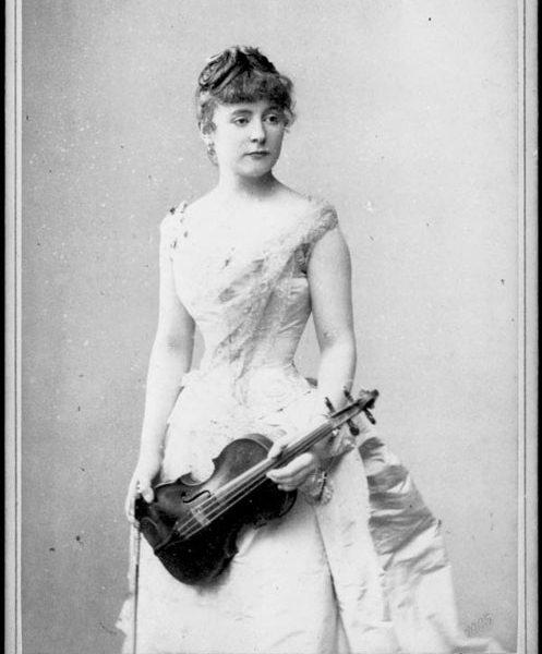 Teresina Tua, l'angelo del violino