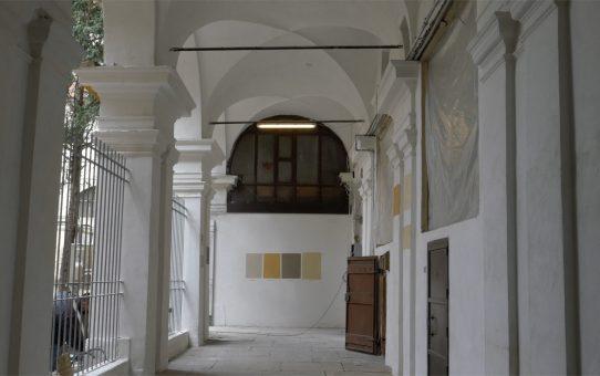 Torino, lavori in corso alla Reale Accademia di Medicina