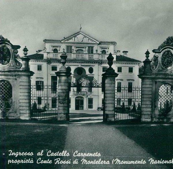 Villa Carpeneto a La Loggia, l'antica residenza dei marchesi Graneri de La Roche attende un progetto di recupero