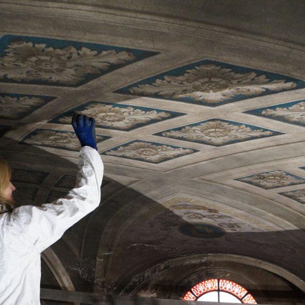 Chieri, la cappella dell'oratorio di San Filippo Neri come la vide Don Bosco