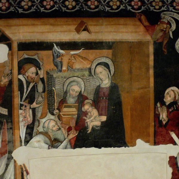 Macello, restaurato il ciclo pittorico quattrocentesco di San Vincenzo Ferrer nella cappella di Stella