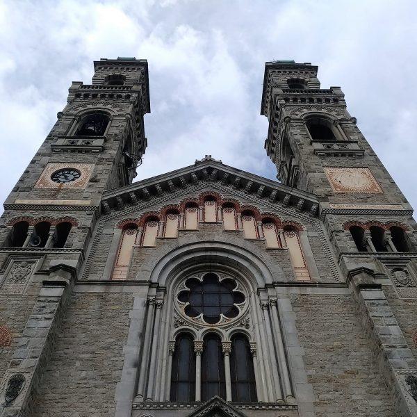 """Il santuario di Selvaggio, la """"Lourdes delle Prealpi"""" tra i boschi della val Sangone"""